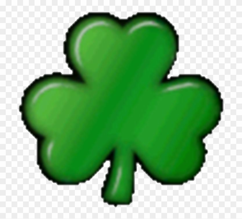 Irish Shamrock - Shamrock Clip Art #33460