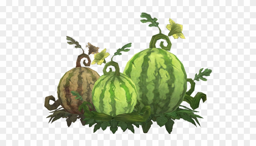 Watermelon Tree Clipart Watermelon - Watermelon Patch Clip Art #33513
