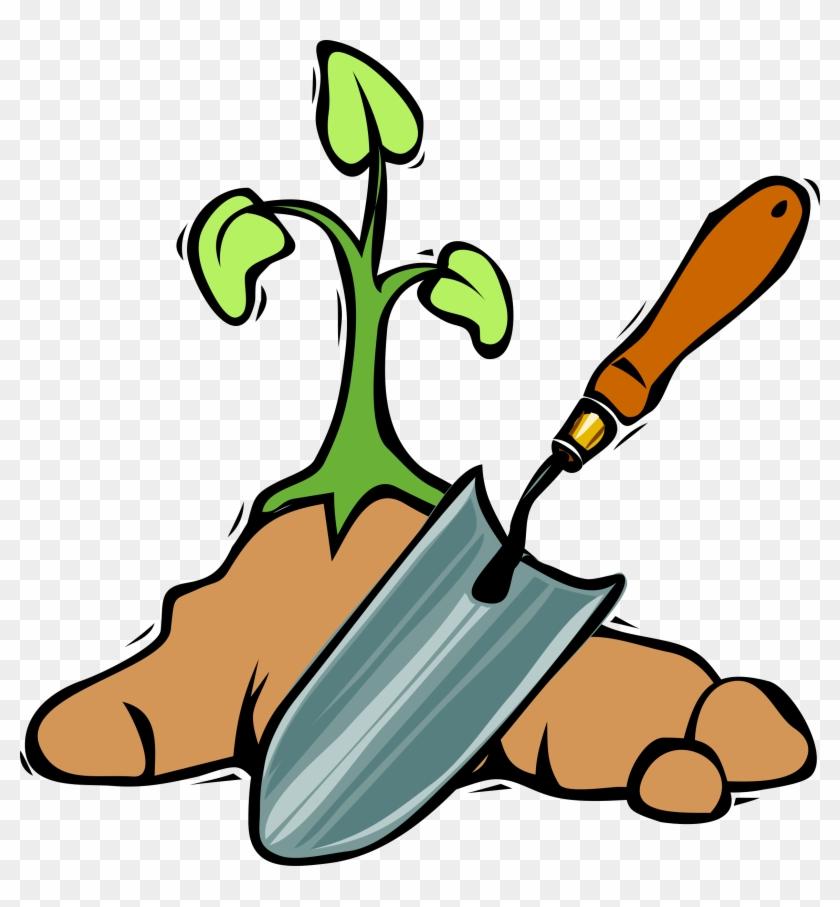 Hobby Clip Art Download - Garden Tools Clipart #33522