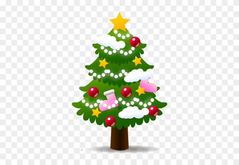 Christmas Tree Emoji - Merry Christmas In Creole #33538