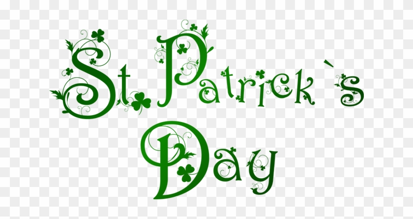 Clip Art Related To St - St Patrick's Day Potluck #33552