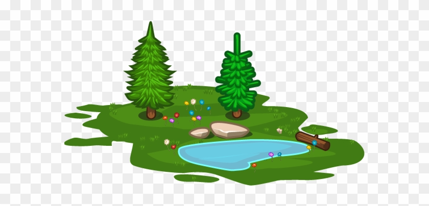 Download Png Image Report - Lake Clipart Png #33576