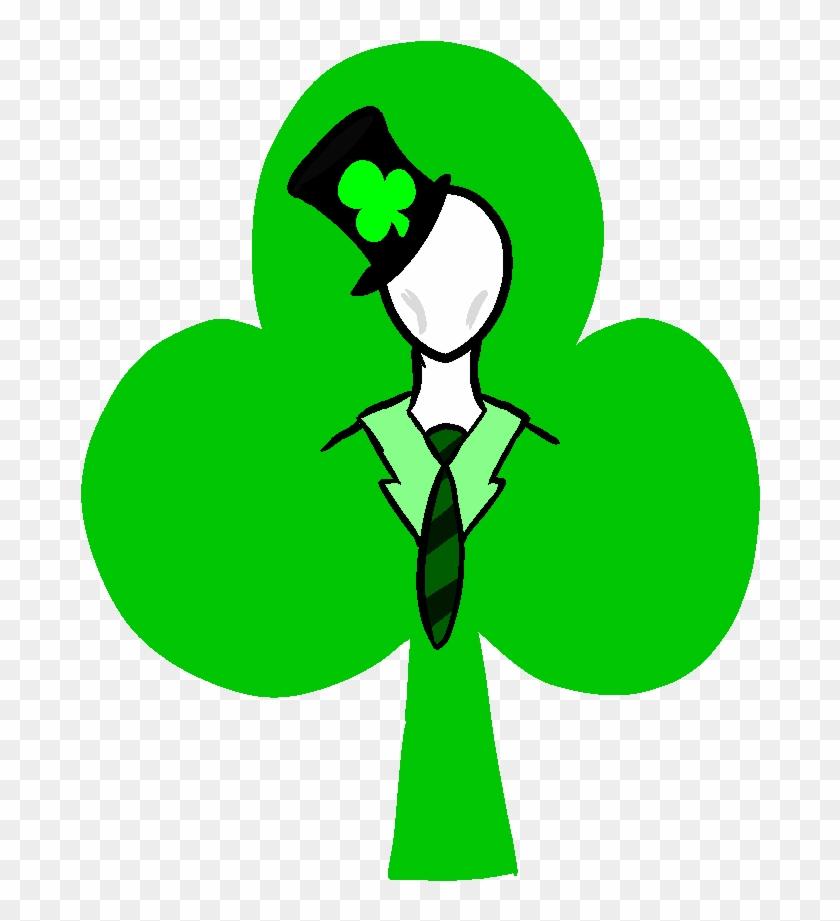 Creepypasta] Irish Slenderman By Suroh-969 - Irish Slenderman #33601