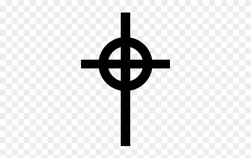 Celtic Cross Clipart - Fear Of God As Statues Fell #33618