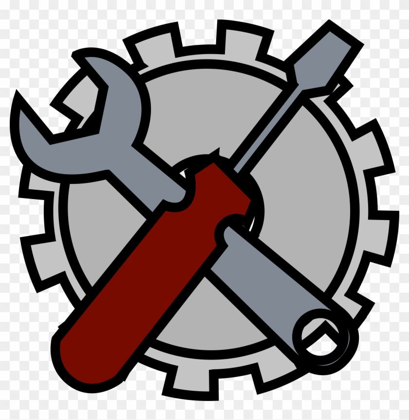 Tools Icon - Mechanic Tools Free Clipart #33635