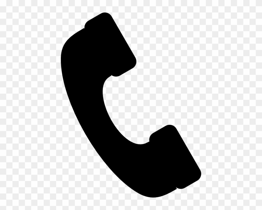 Phone Icon Clip Art At Clker - Contact Us Icon Png #33688