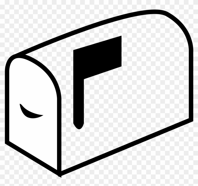 Mailbox Clipart Mail 2 Icon - Mailbox Clipart #33708