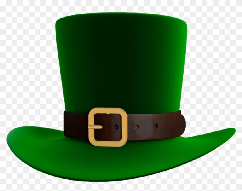 Ireland Saint Patrick's Day Hat Leprechaun Clip Art - Ireland Saint Patrick's Day Hat Leprechaun Clip Art #33854