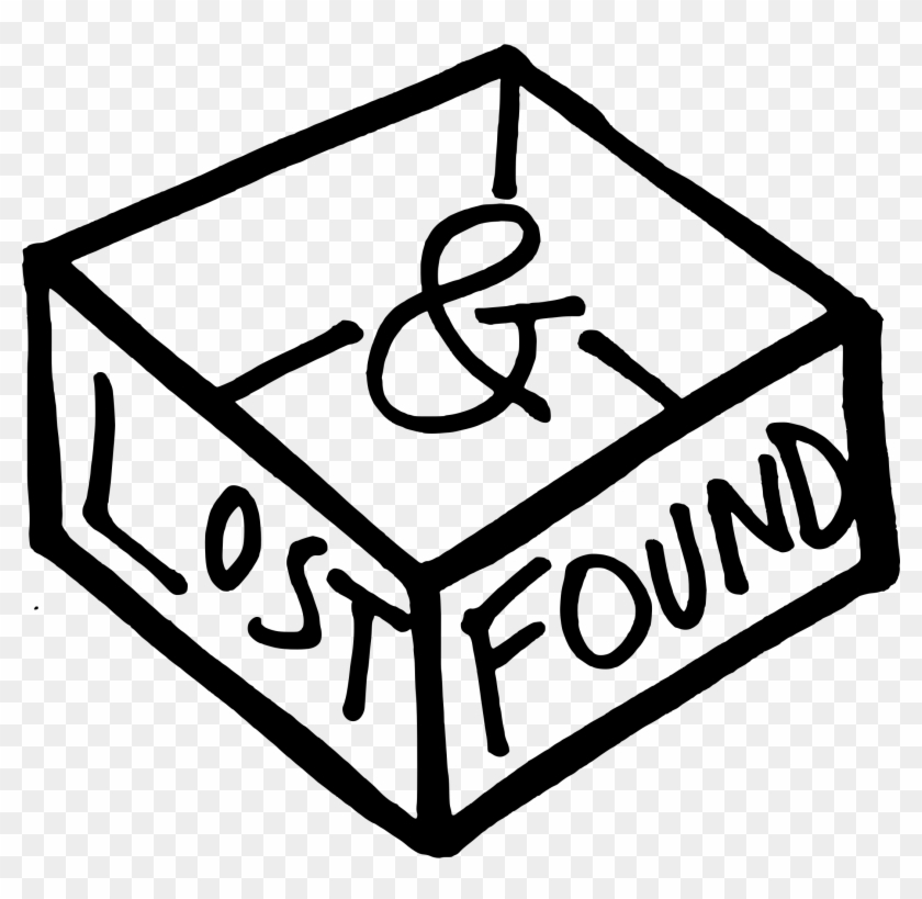 This Free Icons Png Design Of Claim Your Lost And Found - Lost And Found Drawing #33772