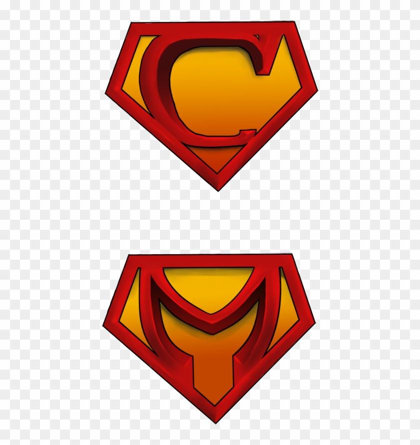Superman Clipart Font - Blank Superman Logo Png #33781