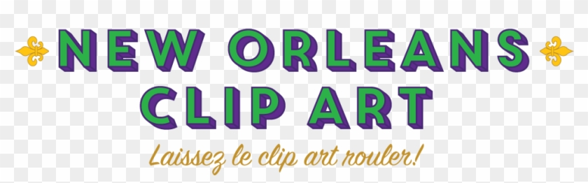 New Orleans Free Vector Clip Art - Free New Orleans Graphics #33795