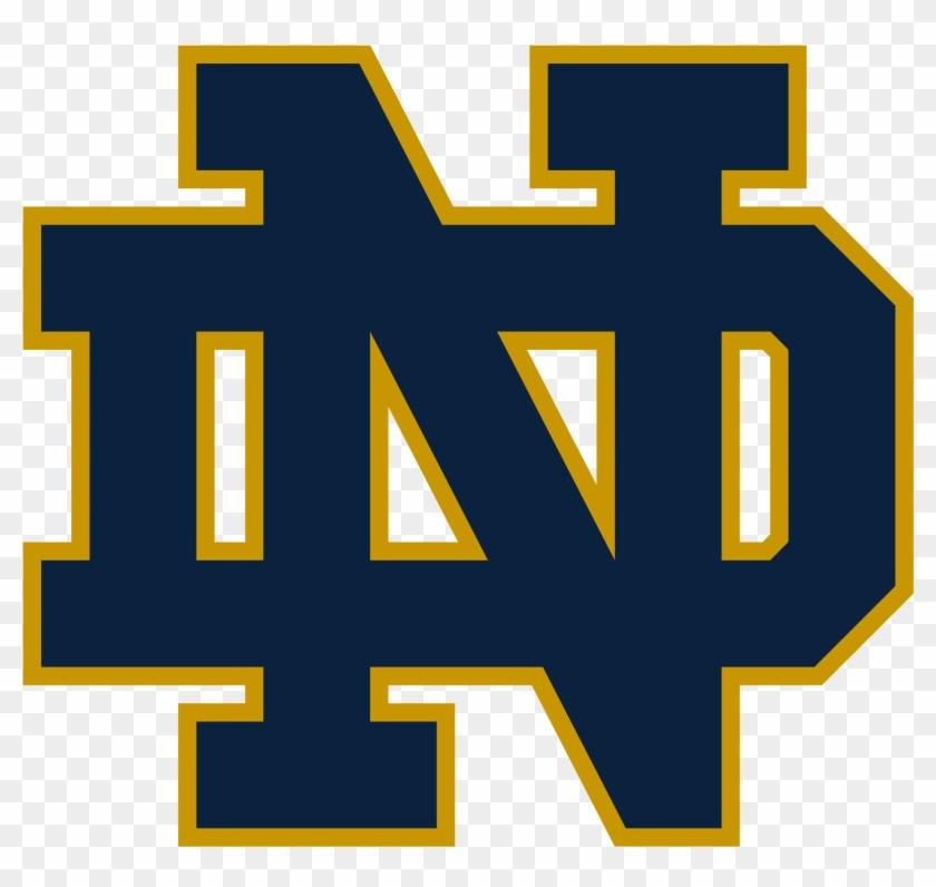 Vs Notre Dame Fighting Irish - Notre Dame Football Logo #33944