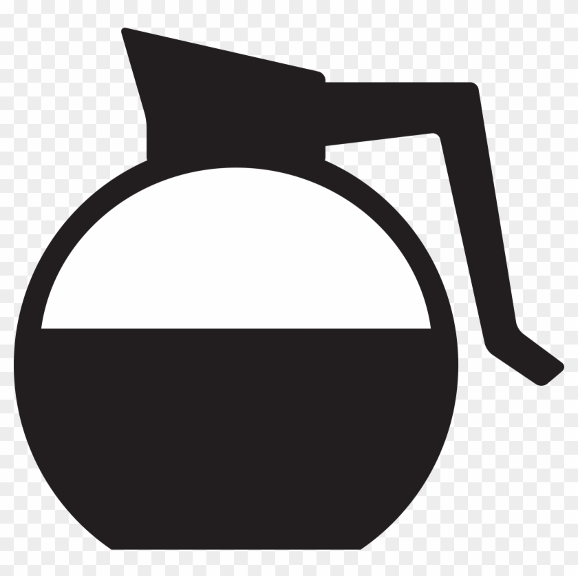 Coffee Clipart Symbol Png - Coffee Pot Clip Art #33961