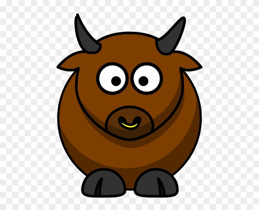 Bull Clipart #33993