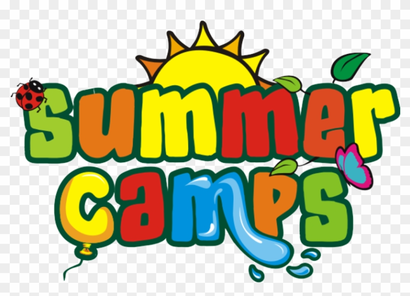Summer School Summer Camp Clip Art - Summer Camp #33994