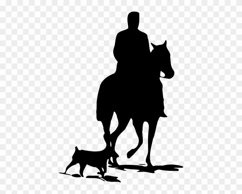 Horse Silhouette #34022