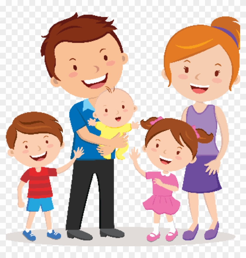 Family Picture Clipart Family Clip Art Free Printable - Family Picture Cartoon #34035