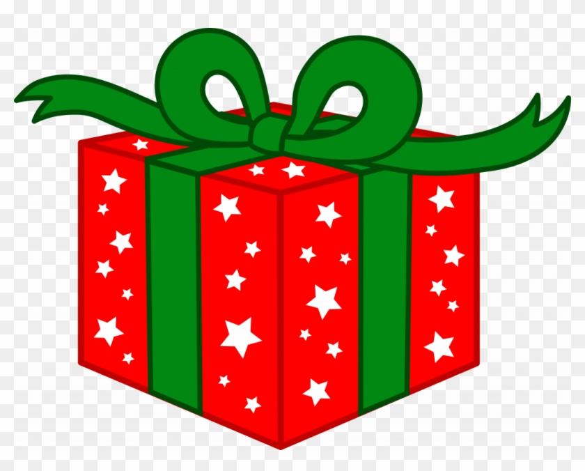 Christmas - Christmas Gift Clipart #34090