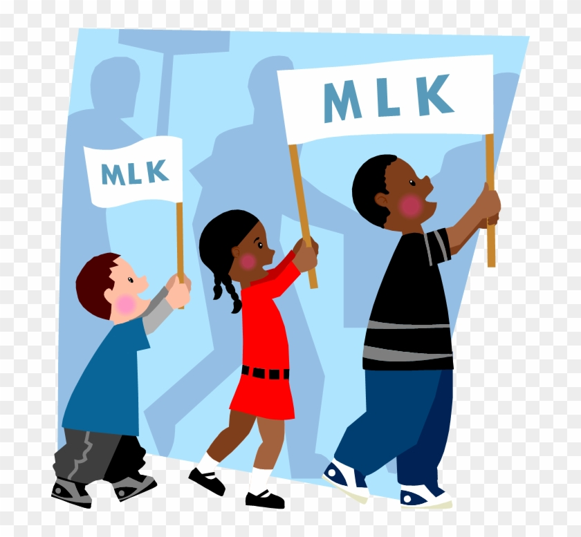 Martin Luther King Parade Clip Art Clipart Free Download Civil