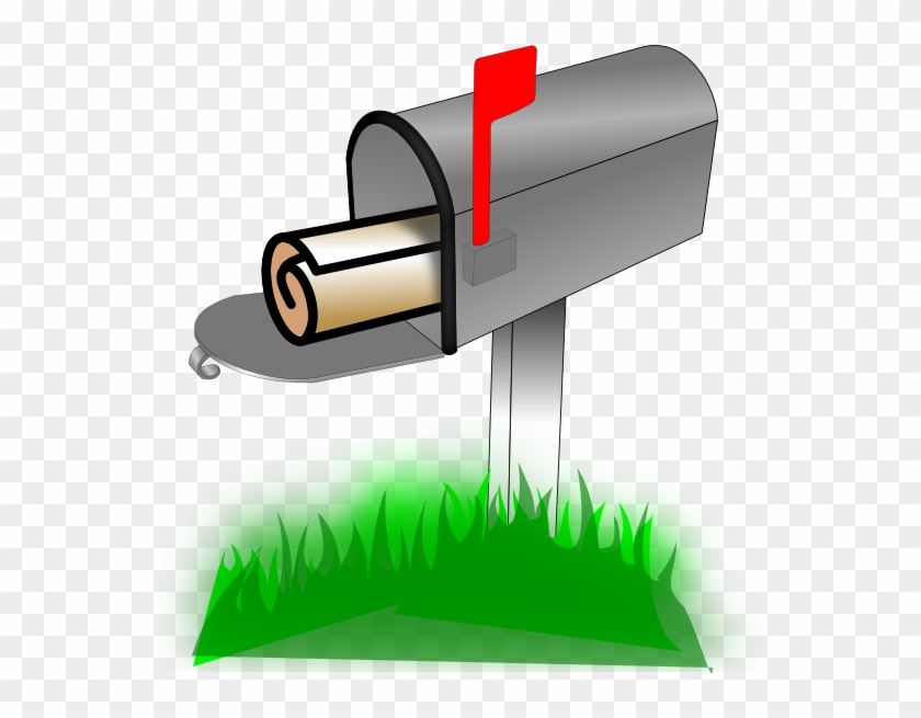 Mailbox Stock Clip Art Icon Stock Clipart Icons Logo - Mailbox Png #34168