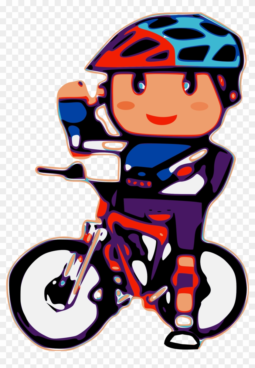 Bike Rodeo Mark Your Calendar For This Saturday Thomas - Biker Clipart #34232