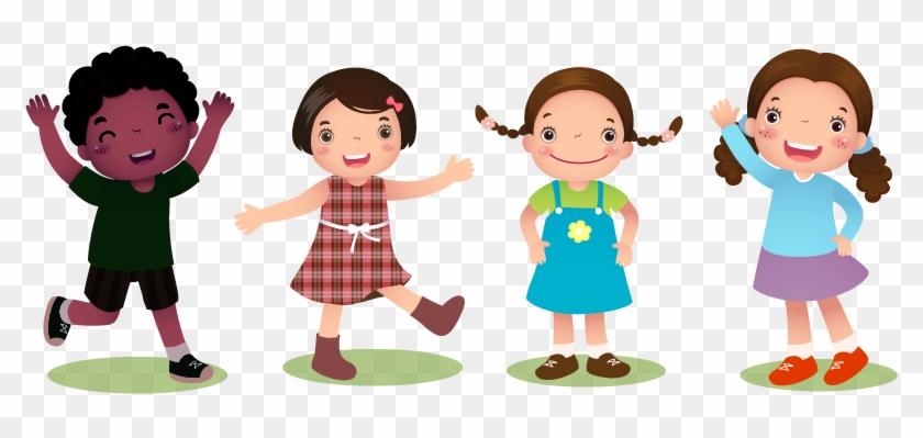 Children - Caricatura Niños #34234