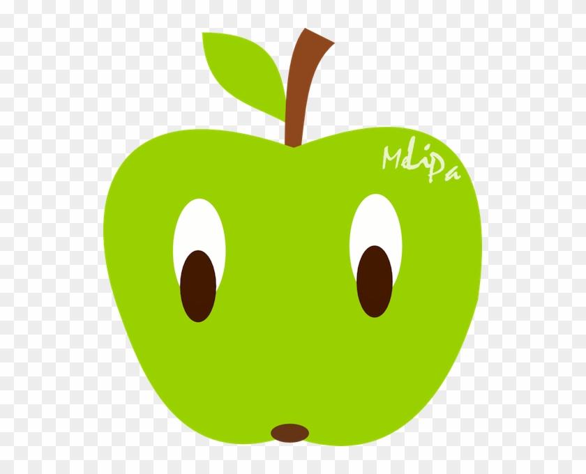 Cute Apple Clip Art - Clip Art #34252