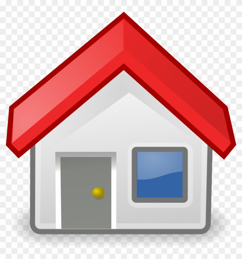 Home Clip Art - Go Home Clipart #34304