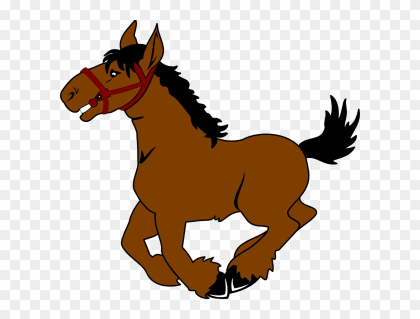 Cute Horse Head Clip Art Free Clipart Images 2 - Farm Animals Horse Clipart #34336