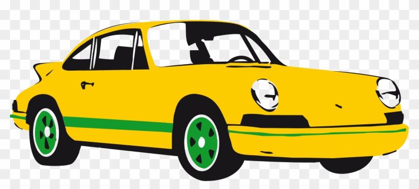 Royalty Car Cartoon Png - Car Clipart Png #34363