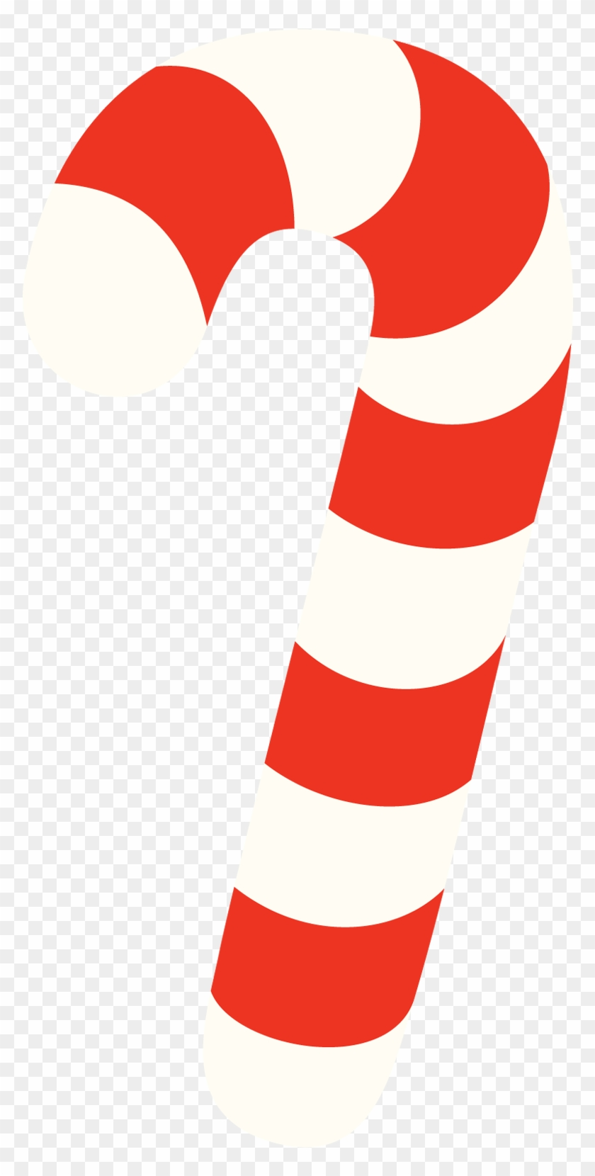 Candy Cane Free To Use Clip Art - Candy Cane Vector Png #34382