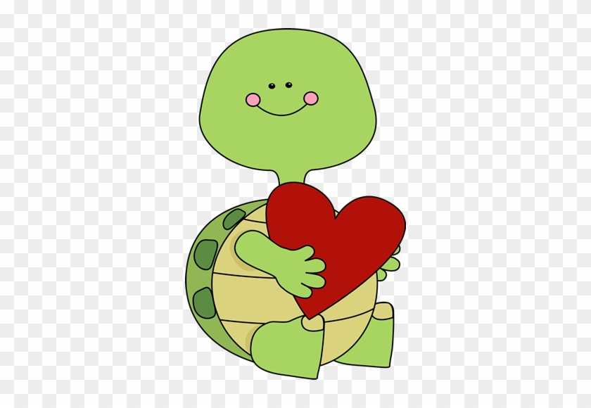 Valentine's Day Turtle - Valentines Day Turtle #34390