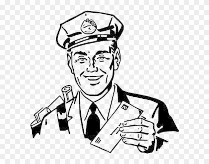 Clipart Info - Sexy Mail Man #34476