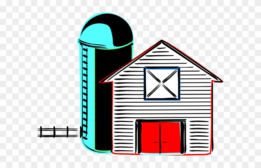 Retro Farm Clip Art - Farm Clip Art #34480