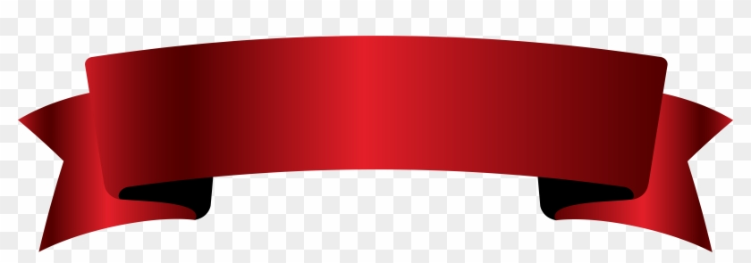 Red Banner Png Clipart Picture - Red Banner Png #34483