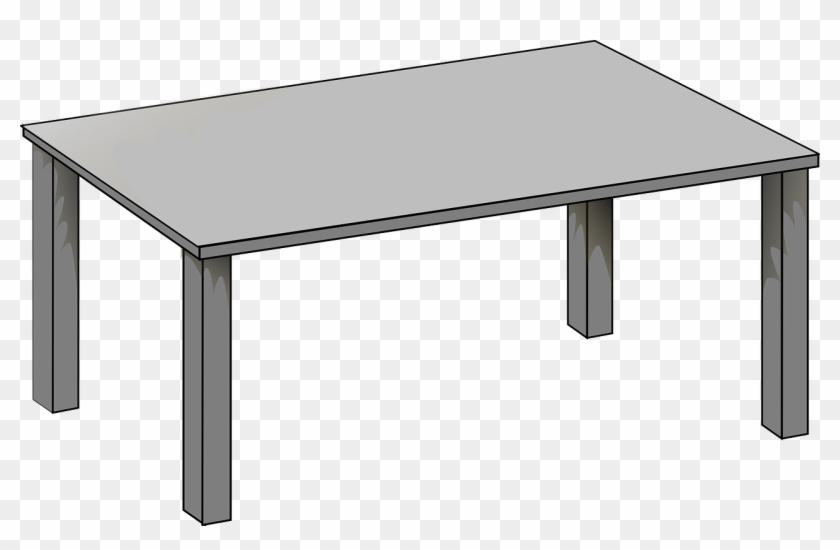 Things That Are Rectangle Clipart #34510