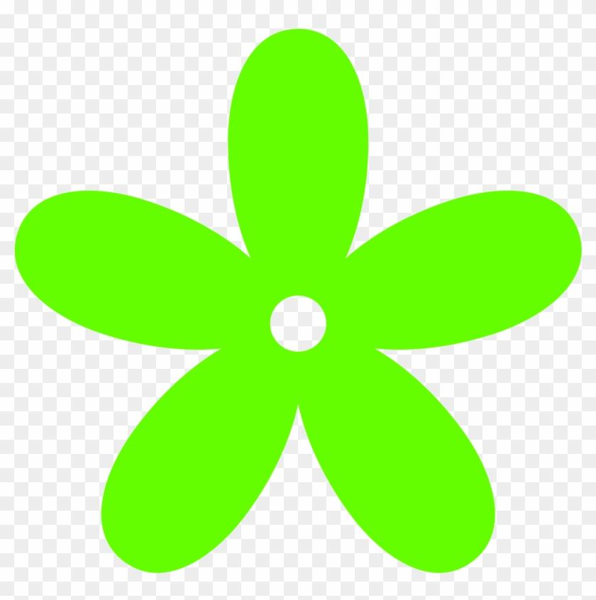 Clipart Info - Mint Green Flower Clip Art #34545