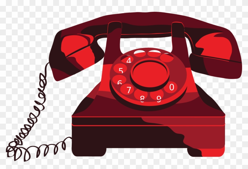 Phones Cliparts - Telephone Clipart Png #34583