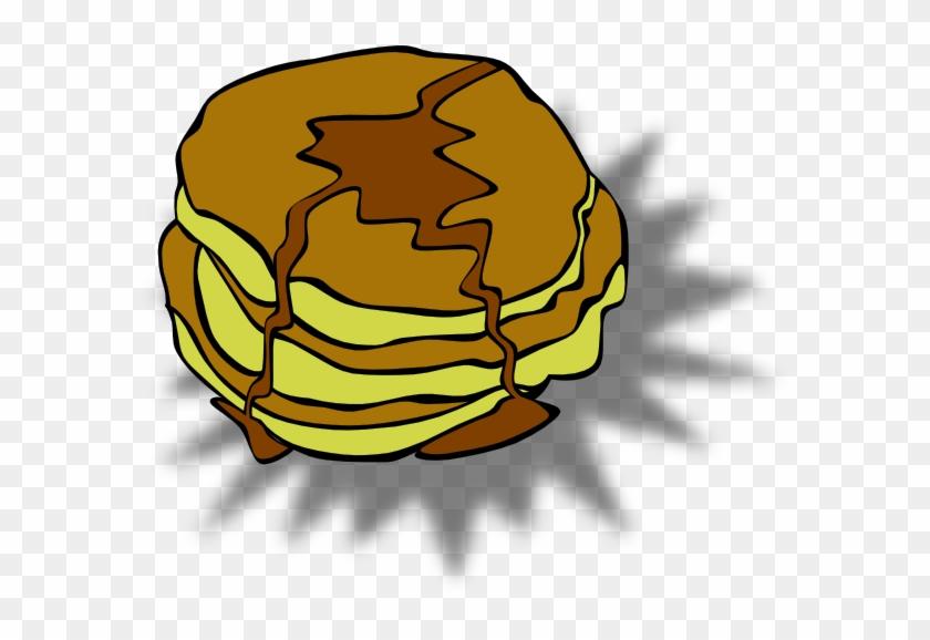 Pancakes Clip Art - Pancakes Clip Art #34597