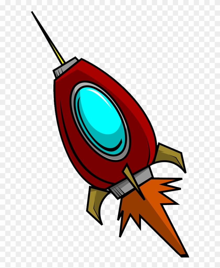 Free To Use &, Public Domain Rocketship Clip Art - Rocketship Clipart #34610