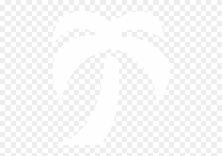 White Palm Tree Png #34627