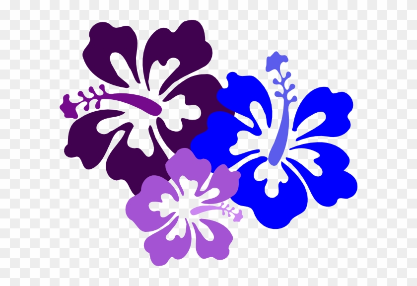 Hawaiian Luau Clip Art - Hawaii Flower #34663