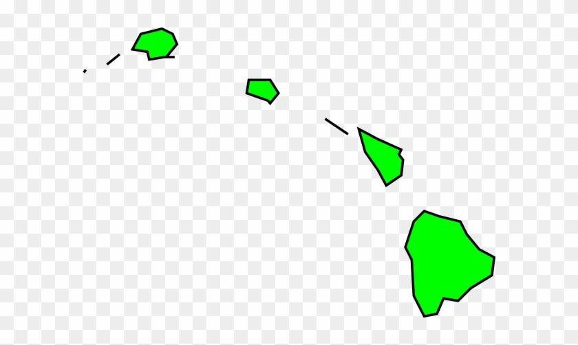 Hawaiian Islands Clip Art Clipart - Hawaii Islands Clip Art #34679