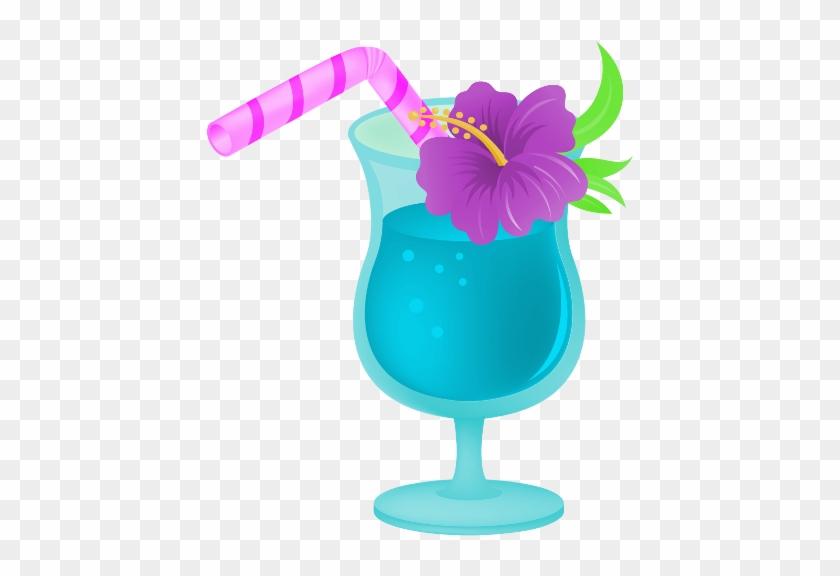 Net D90e F 2014 071 B E Tropical Drink Png By Clipartcotttage-d79znpk - Beach Drink Clip Art #34690