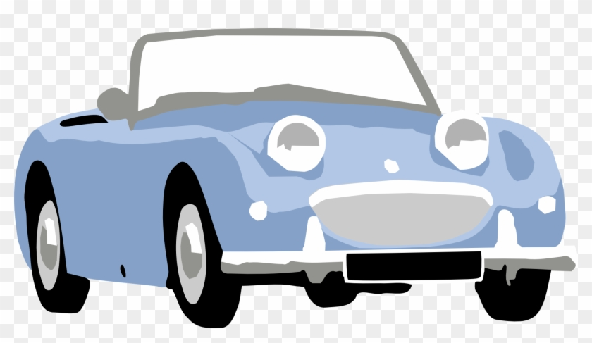 Mad Car Frogeye Retro 1979px 139 - Car Clipart Png Transparent #34732