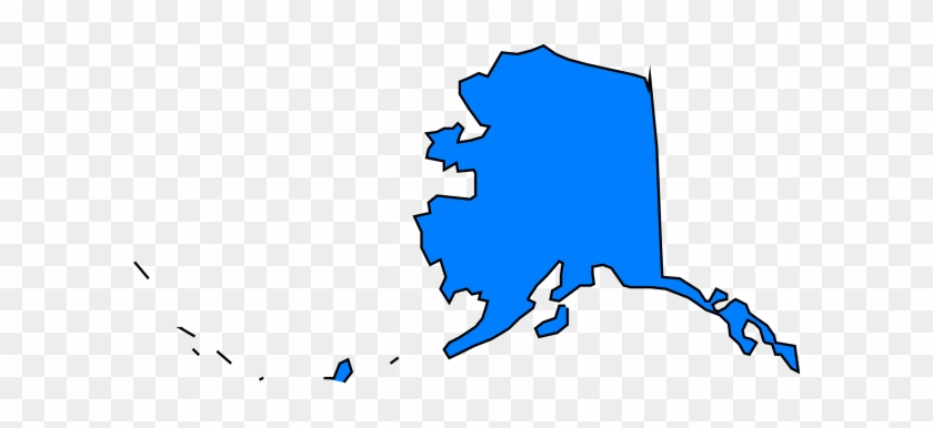 Alaska State Clip Art #34772