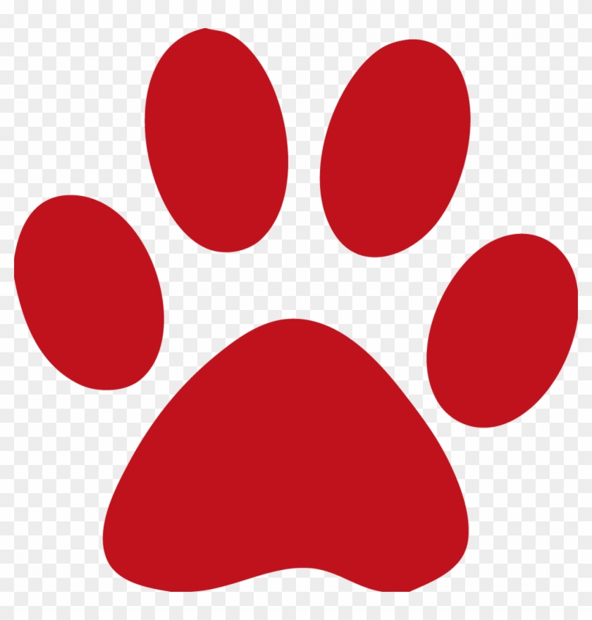 Wildcat Dog Paw Clip Art - Wildcat Dog Paw Clip Art #34849