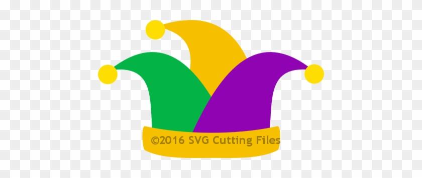 #pp-2963 Mardi Gras Jester Hat - Mardi Gras Svg Files Free #34881