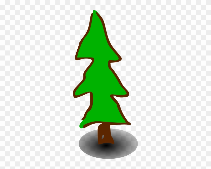 Free Vector Treerpg Map Elements Clip Art - Symbol #34888