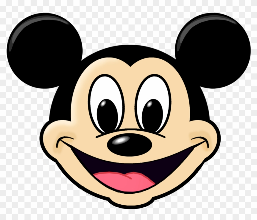 Free Hawaiian Islands Cliparts, Download Free Clip - Mickey Mouse Head Png #34907